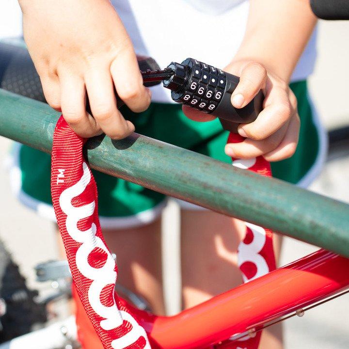 woom Fahrradschloss Lokki