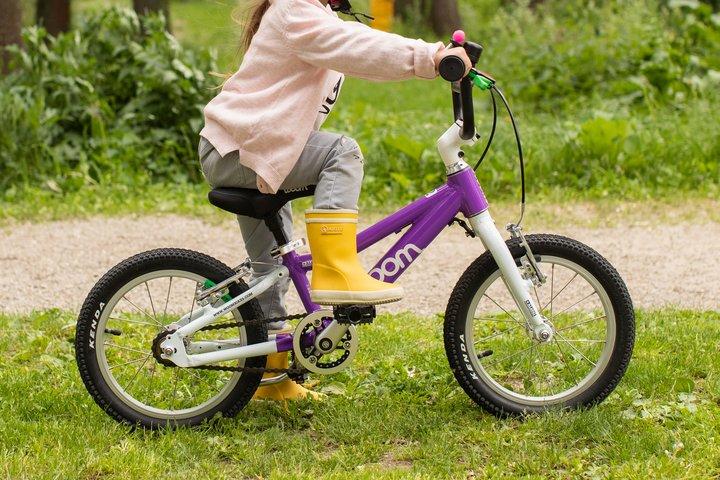 Optimale Fußstellung am Pedal